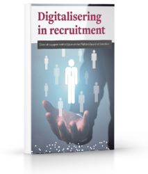 Digitalisering in recruitment-mockup